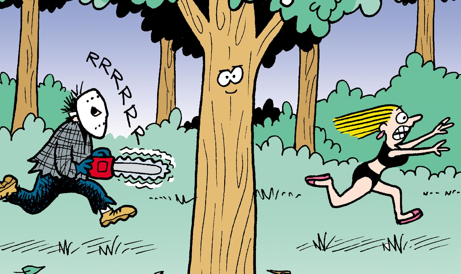 13 comics for friday the 13th - gocomics