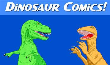 Meet Your Creator: Dinosaur Comics