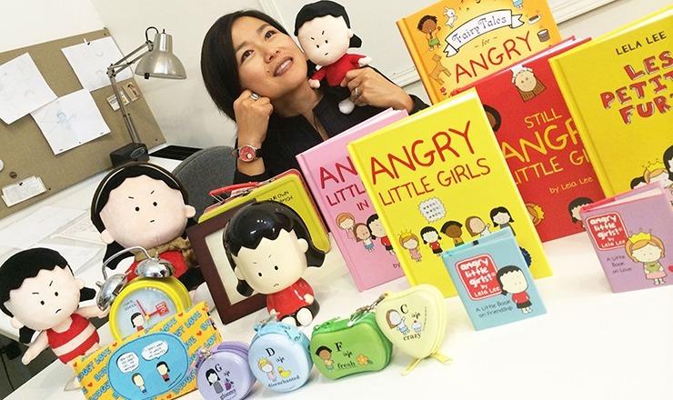 Lela Lee (Angry Little Girls)