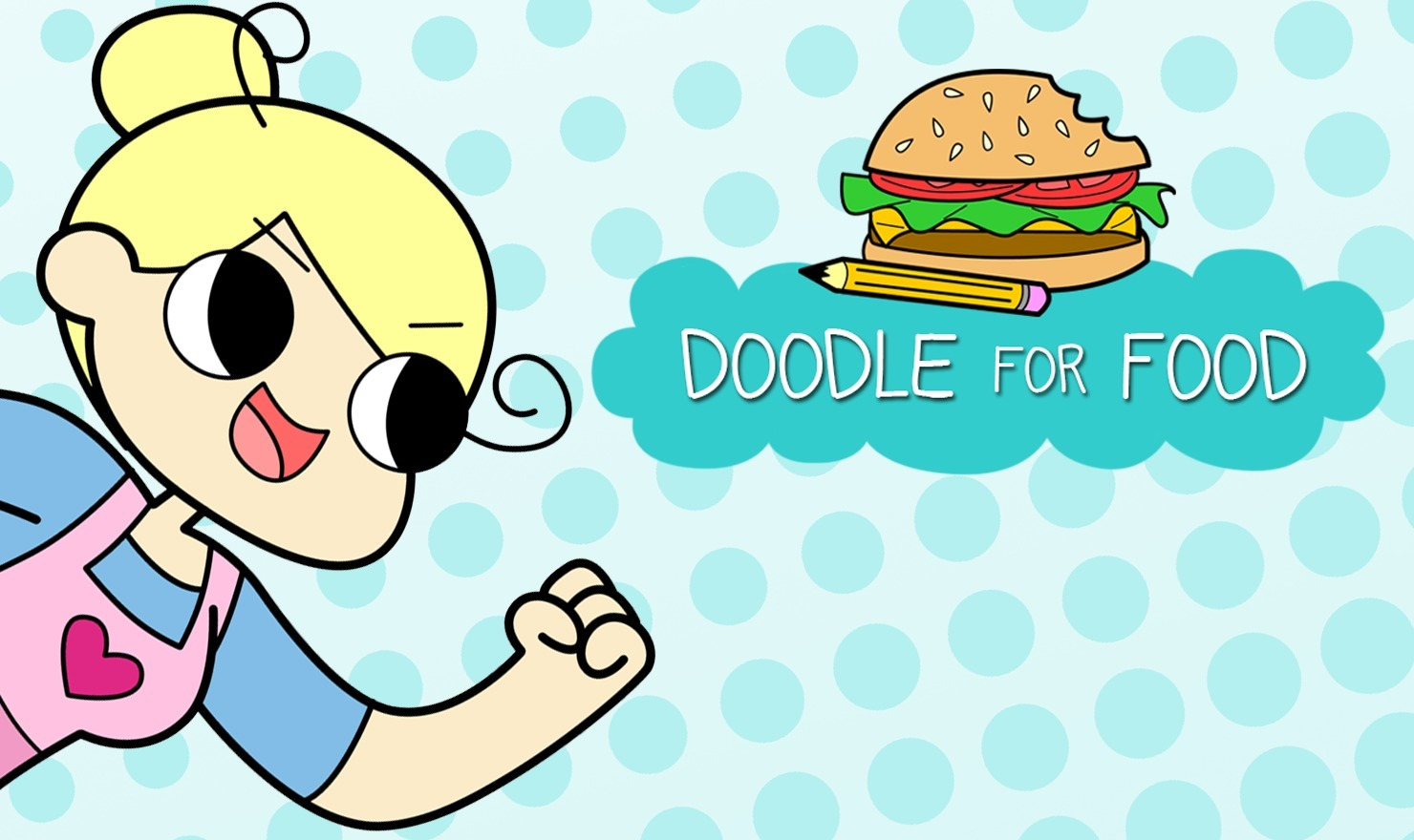 New Comic Alert: 'Doodle for Food'