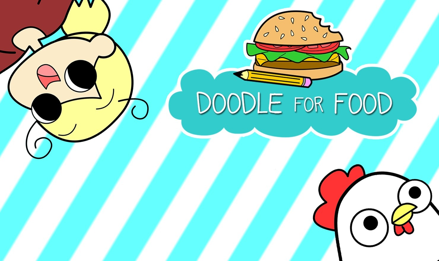 Meet Your Creator: Megan McKay of 'Doodle for Food'