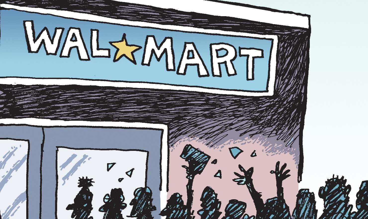 14 Comics to Help You Survive Black Friday