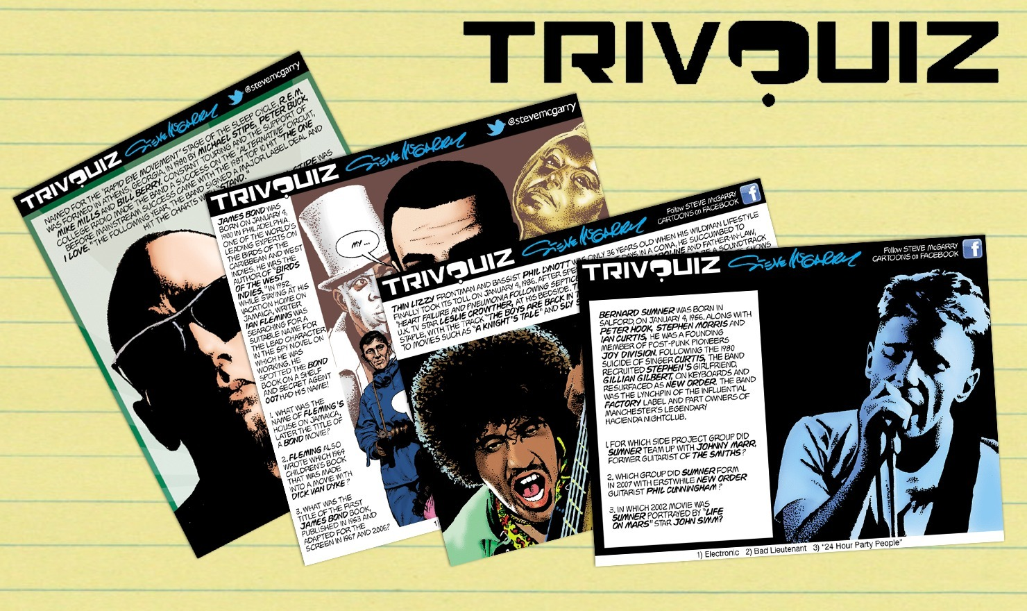Celebrate National Trivia Day With Trivquiz