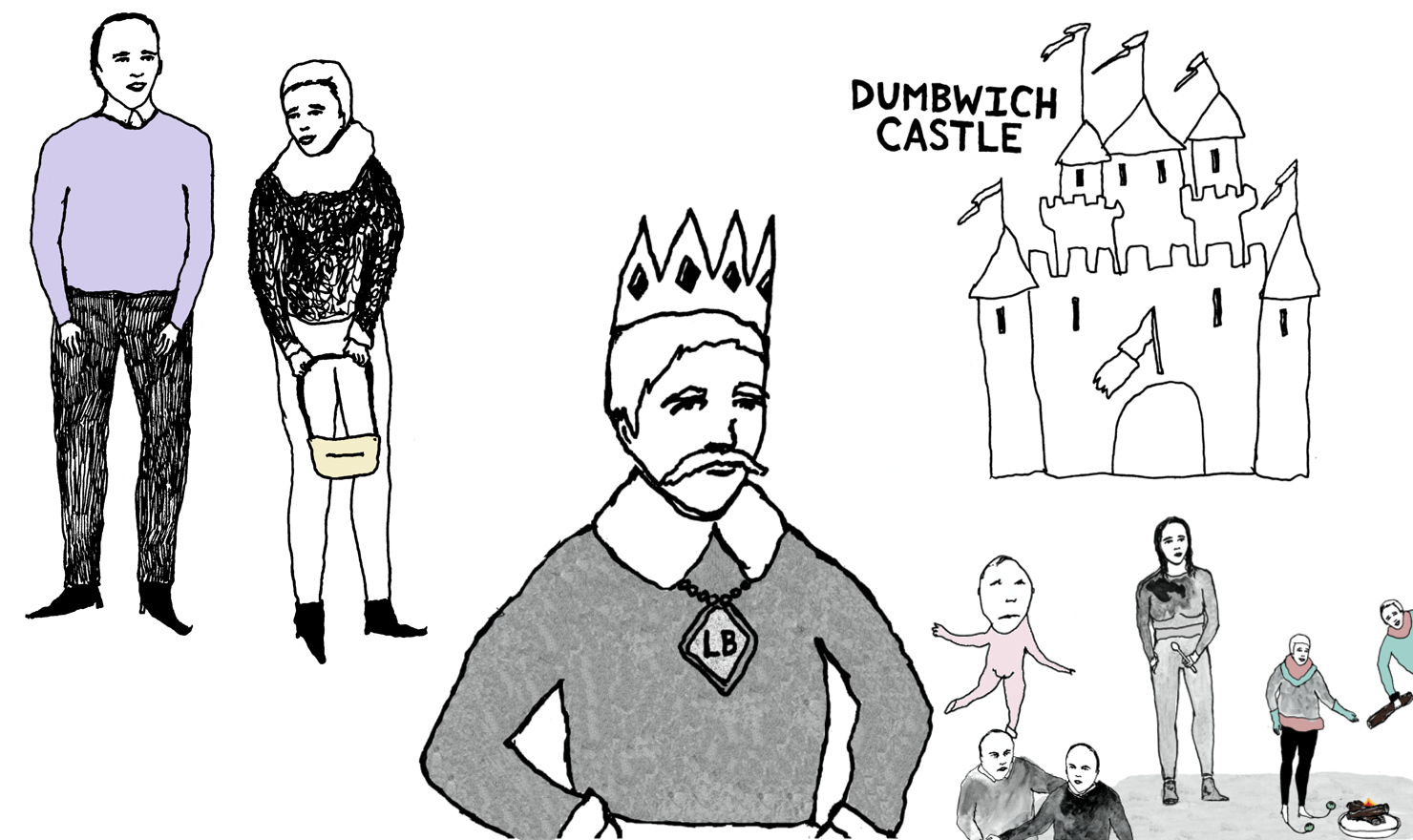 New Comic Alert: 'Dumbwich Castle' By Lord Birthday
