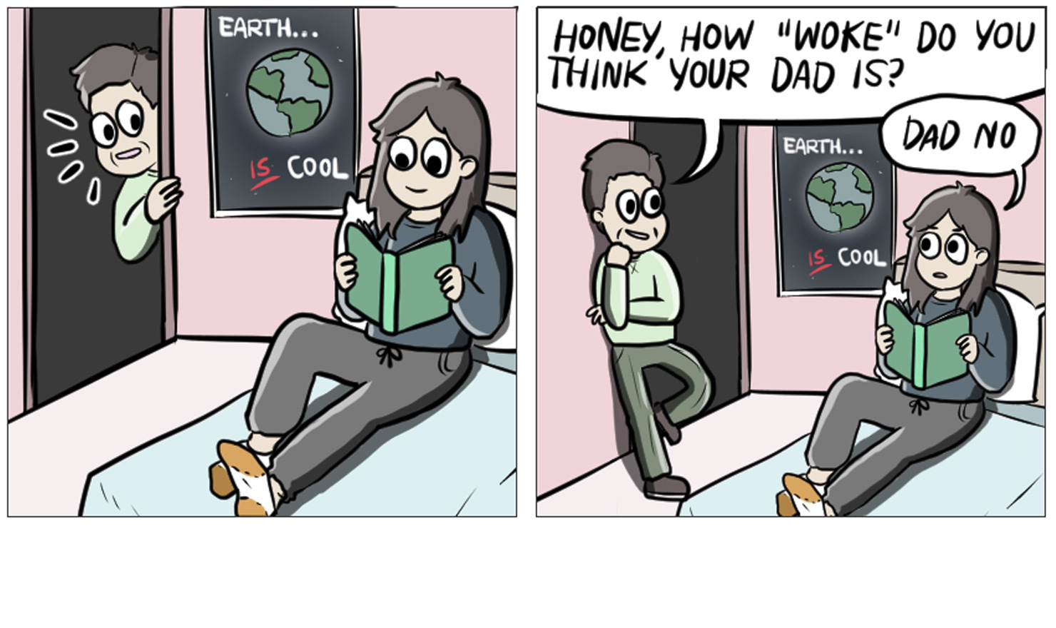 15 Hilarious and Highly Relatable Parenting Comics
