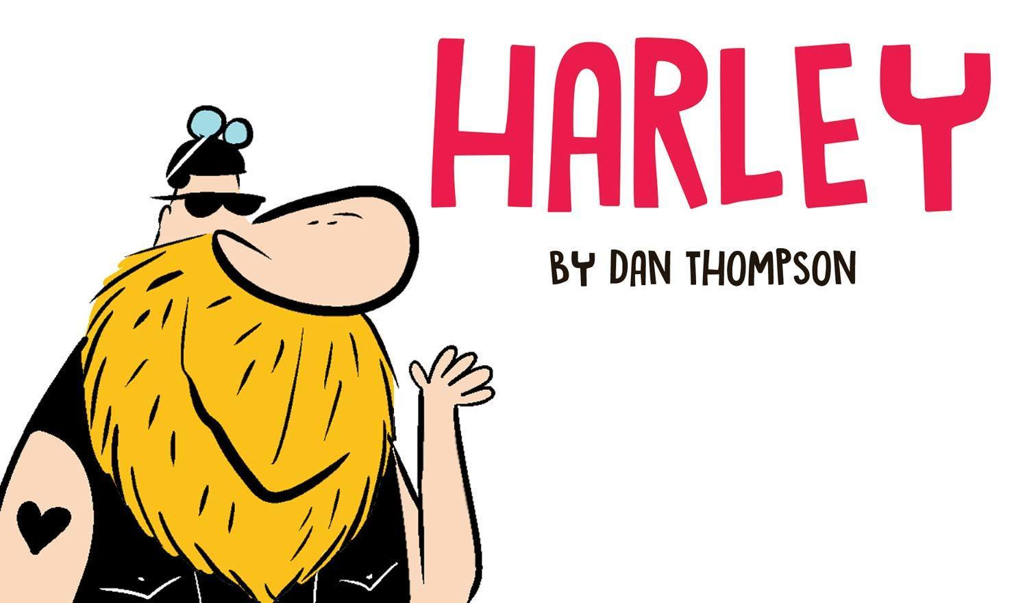 Meet Your Creator: 'Harley' Artist Dan Thompson