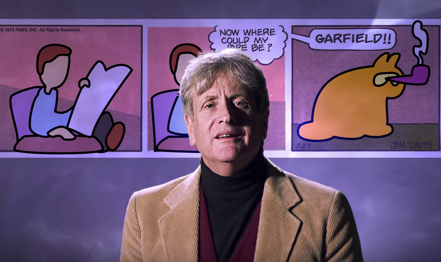 'However Many Dimensions Exist, There Will Always Be Garfield': Amazing Video Tribute Transcends Jim Davis Fandom