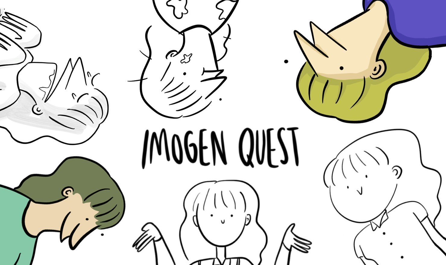 Meet Your Creator: 'Imogen Quest' Creator Olivia Walch