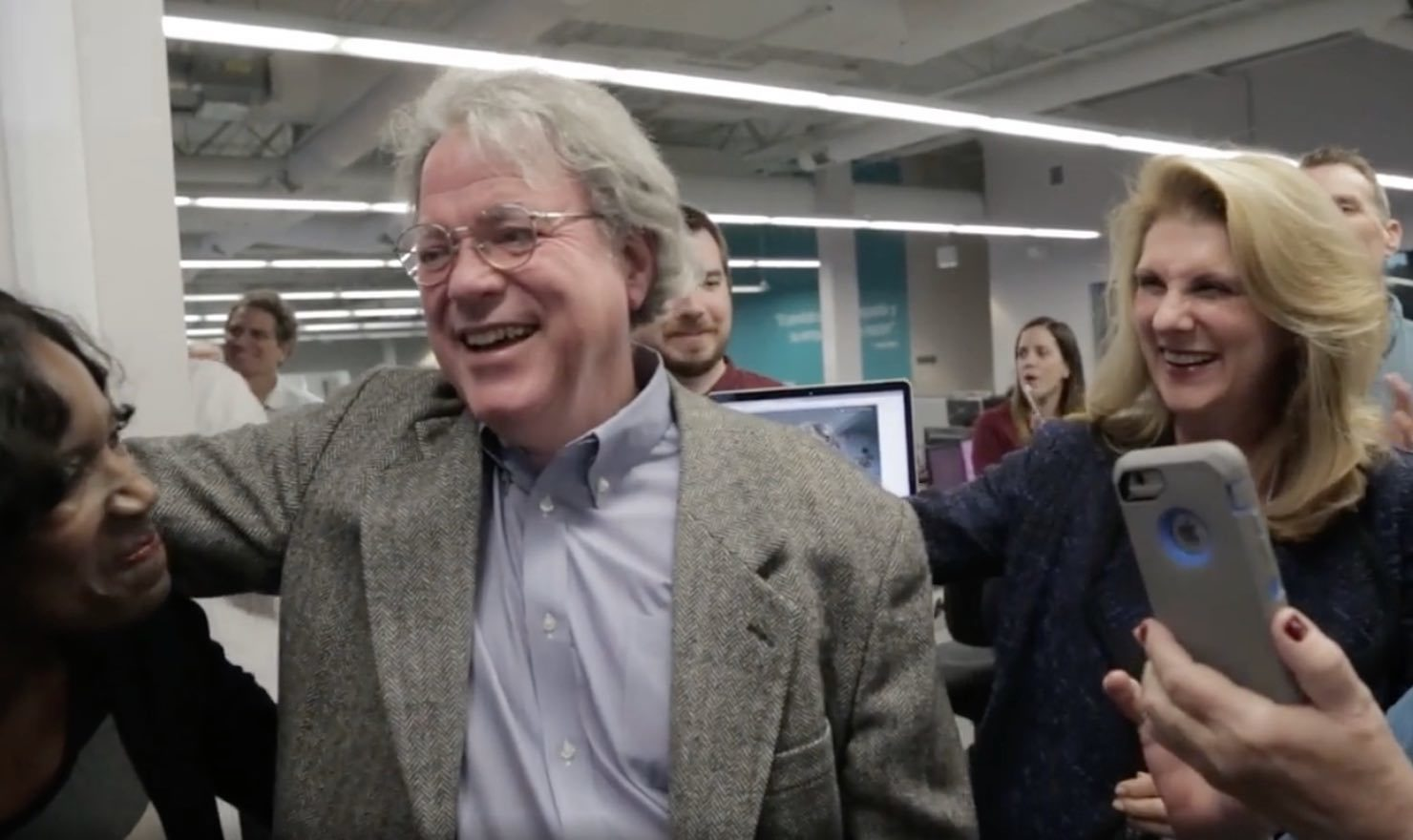 Miami Mia! Jim Morin Wins Pulitzer