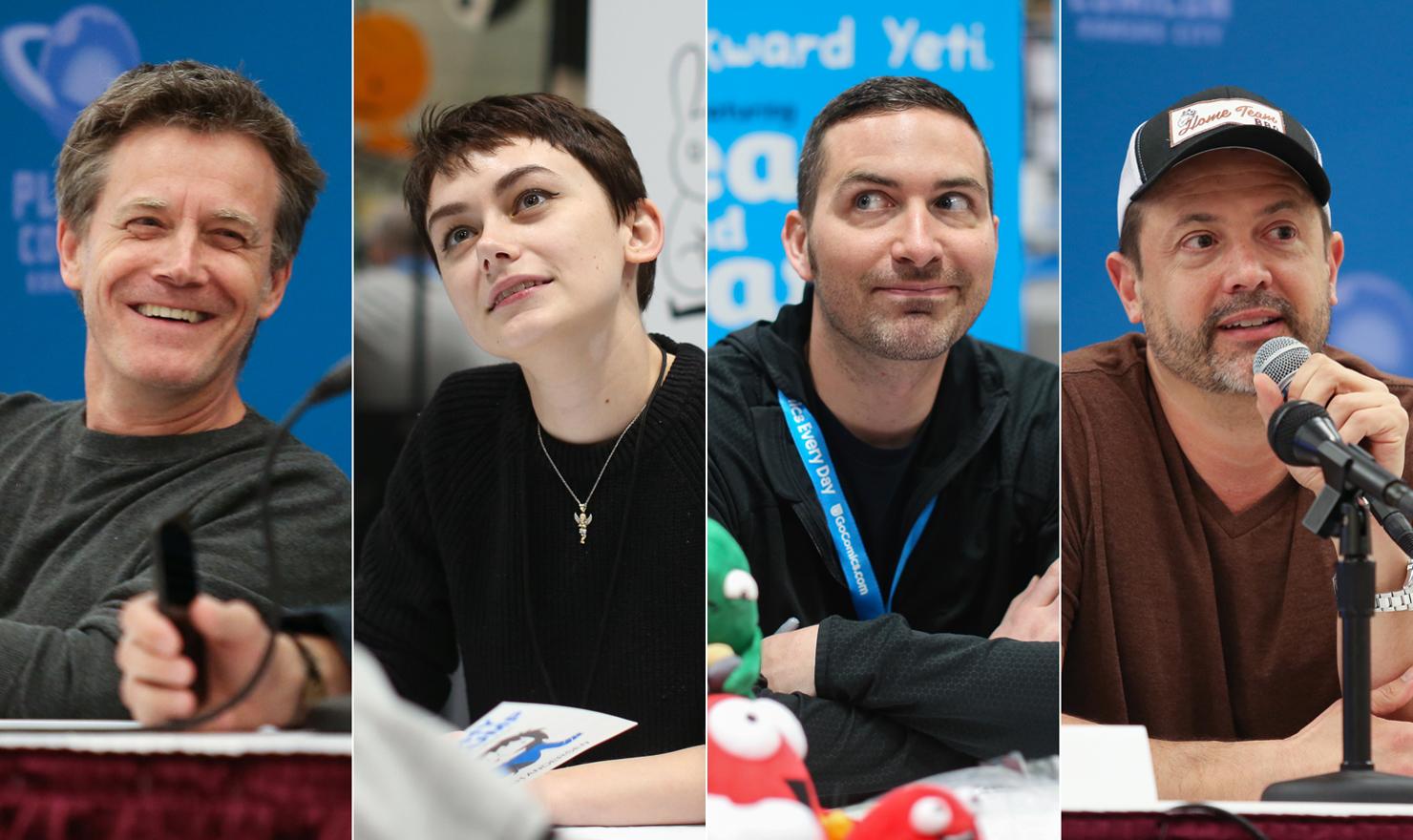 The GoComics Creators Showcase At Planet Comicon Kansas City In Photos [Gallery]