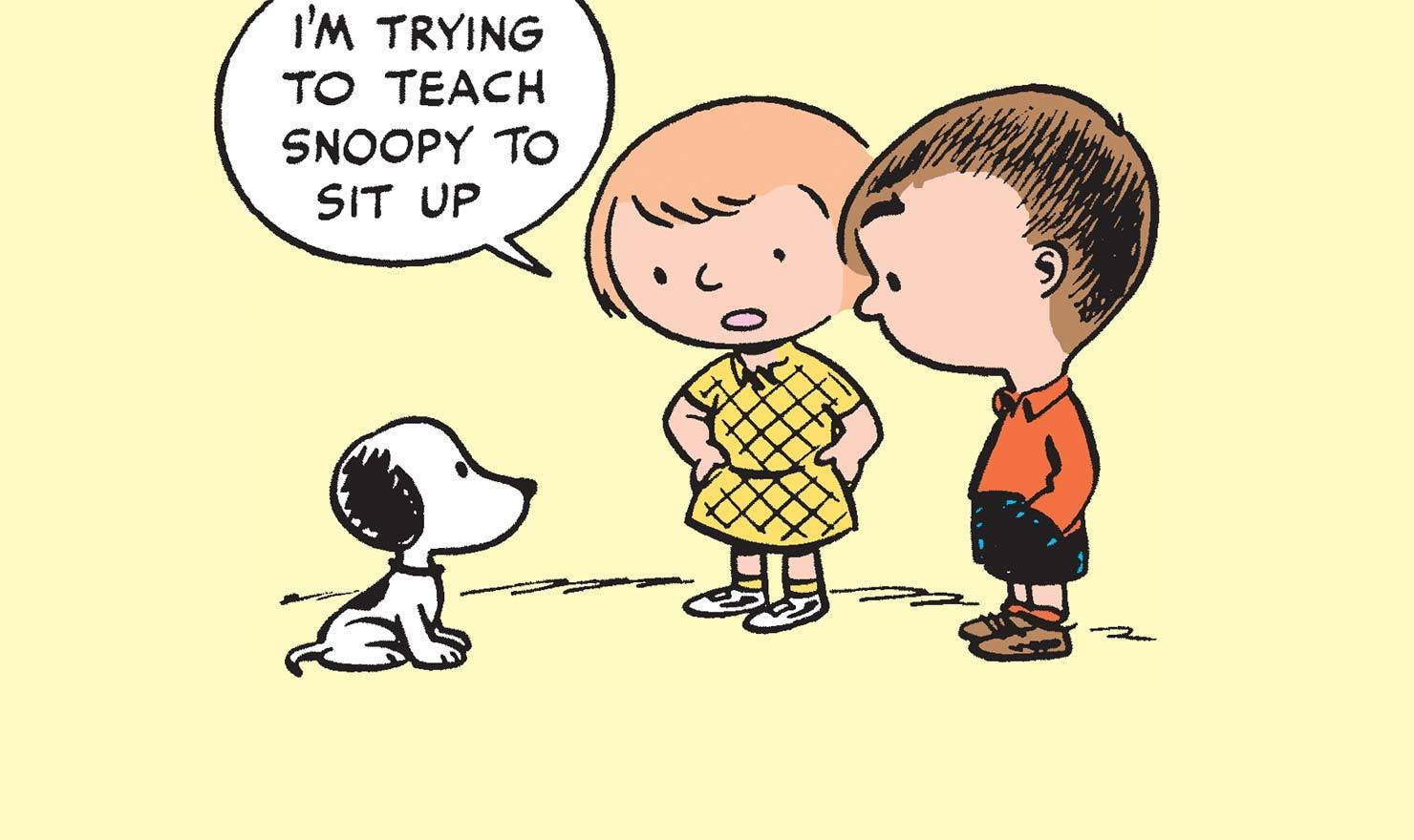 Snoopy's Famous Firsts: A Collection Of Doggone Funny Debuts