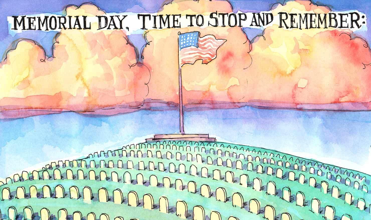 10 Comics For Memorial Day