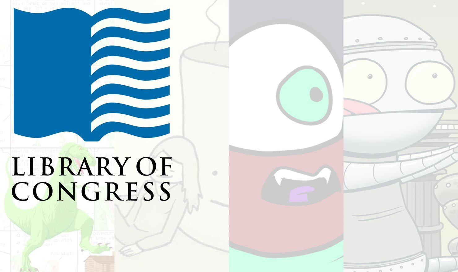 GC Series Included In New Library Of Congress Webcomics Archive
