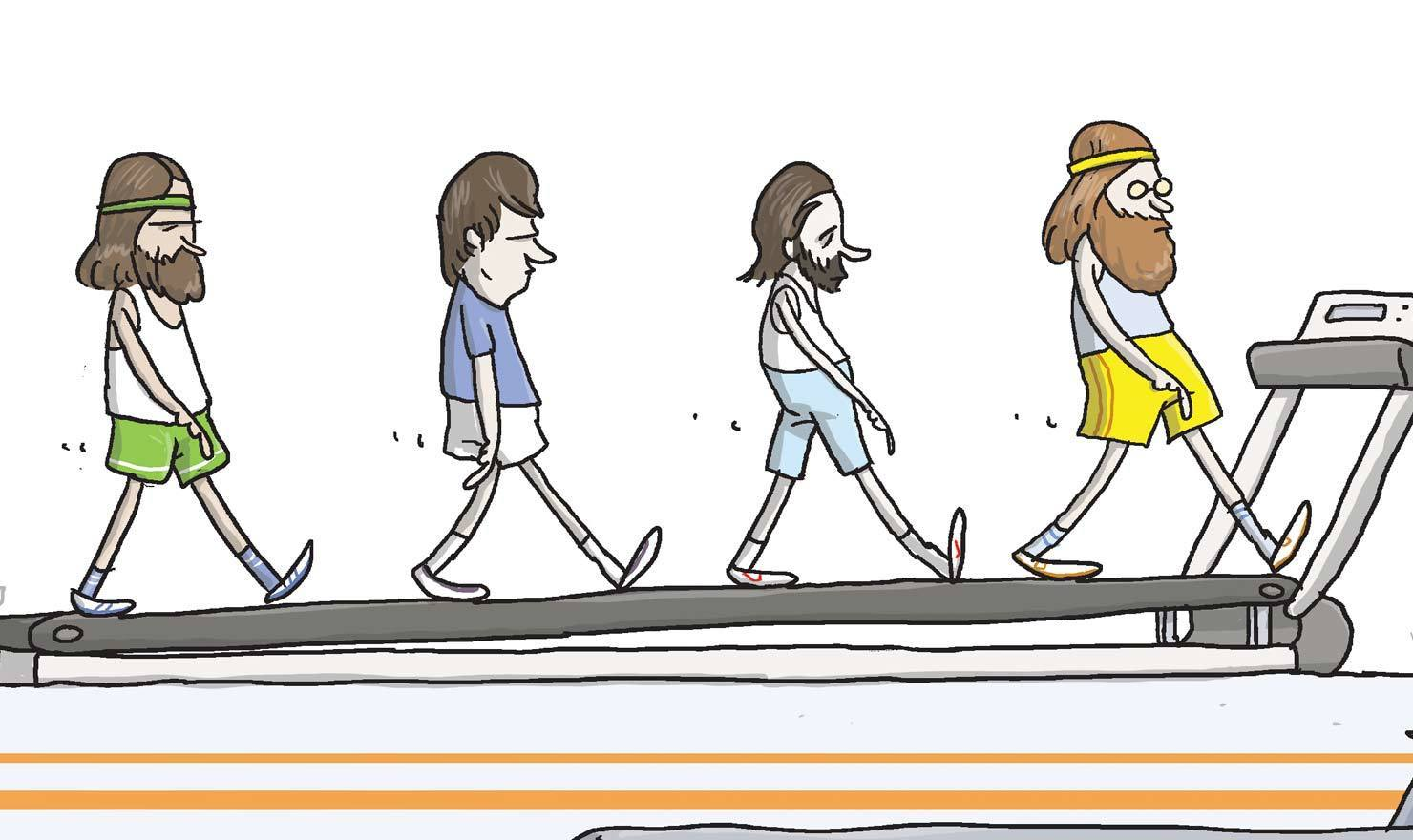 Comics Come Together On Global Beatles Day