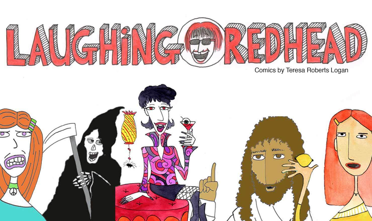 Meet Your Creator: Teresa Logan Of 'Laughing Redhead Comics'