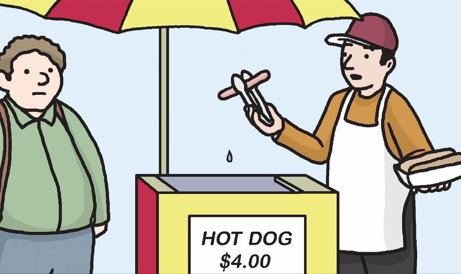 Celebrate The Most Disgusting Sausage In These National Hot Dog Day Comics