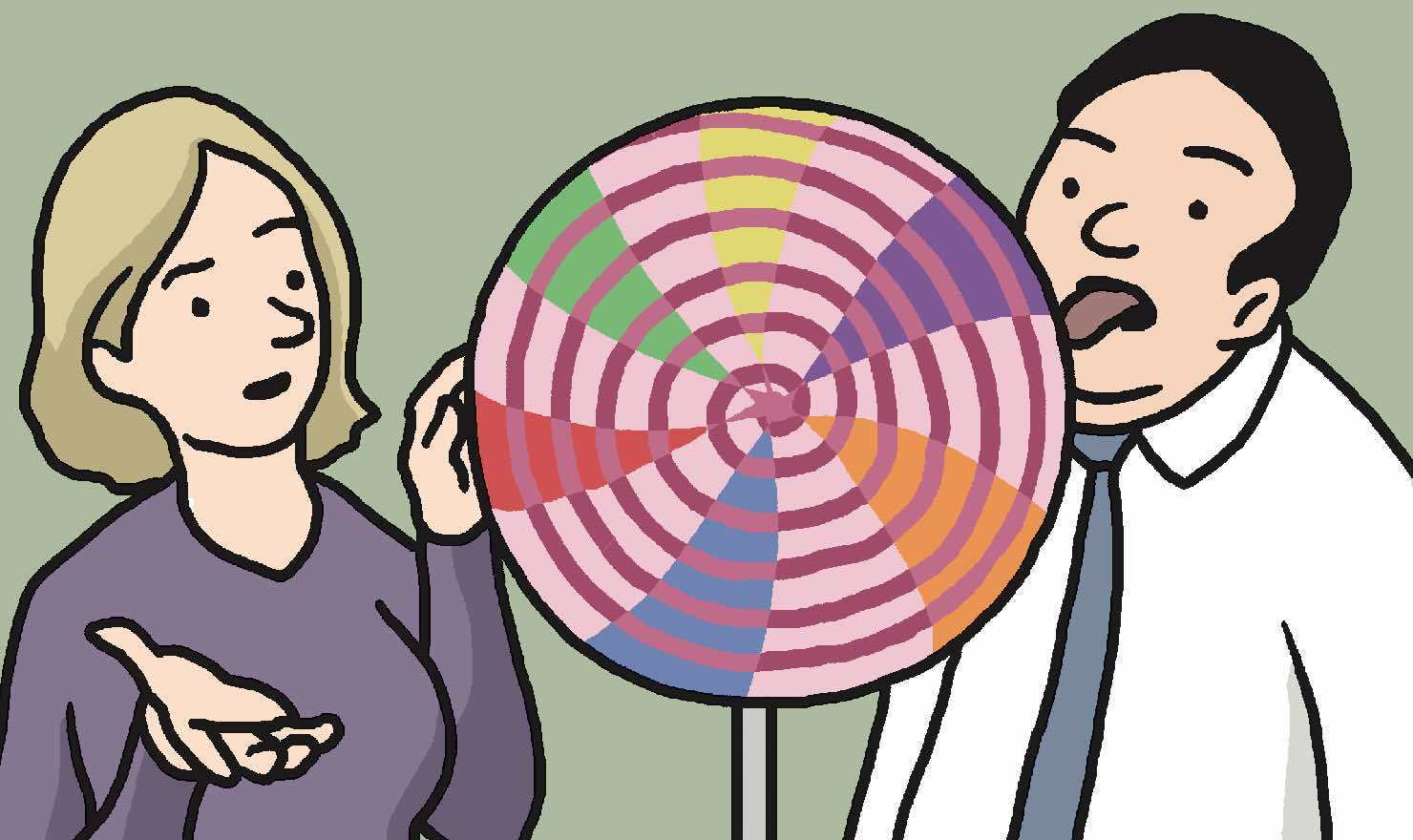 Everyone's A Sucker For National Lollipop Day Comics