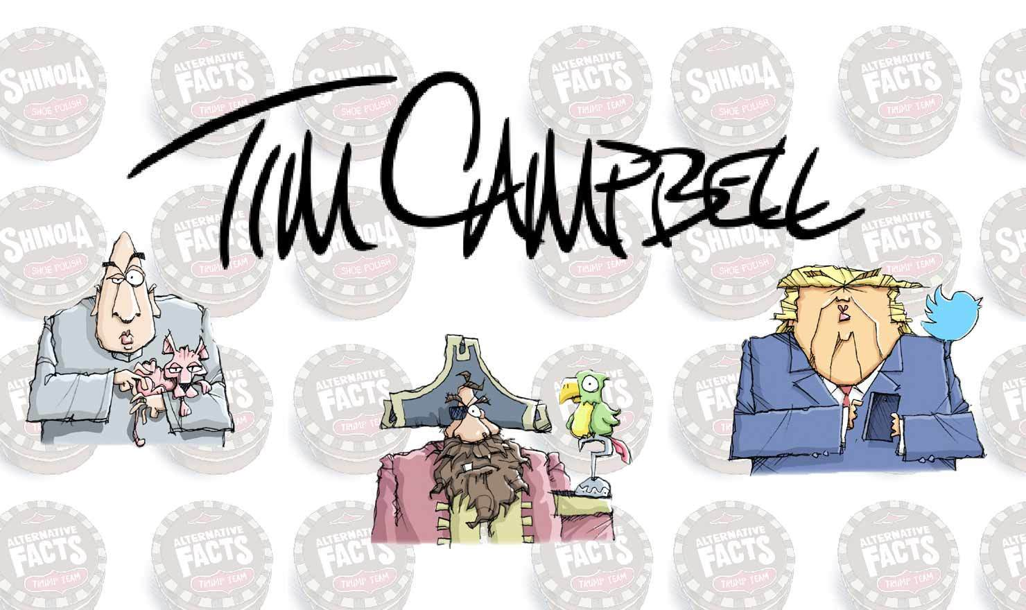 New Comic Alert: 'Tim Campbell'