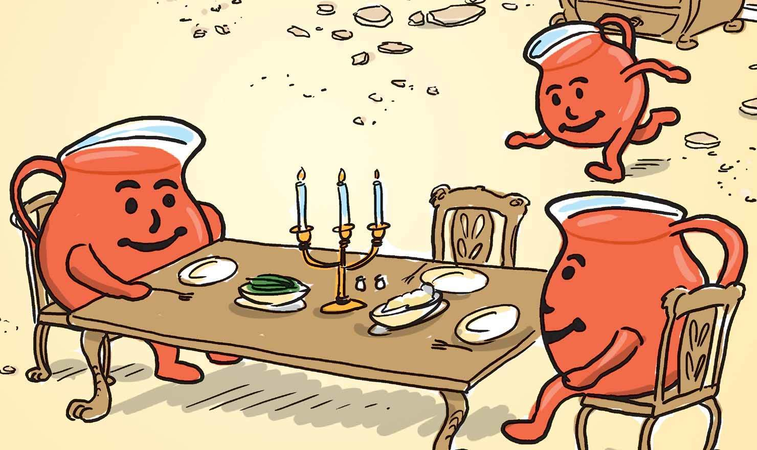 Oh Yeah! Kool-Aid Man Comics For Kool-Aid Day