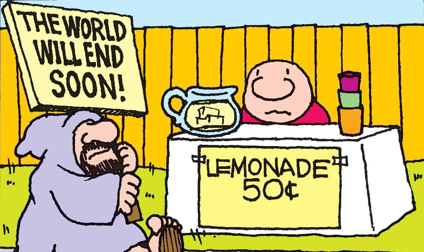12 Sweetly Sour Comics For Lemonade Day