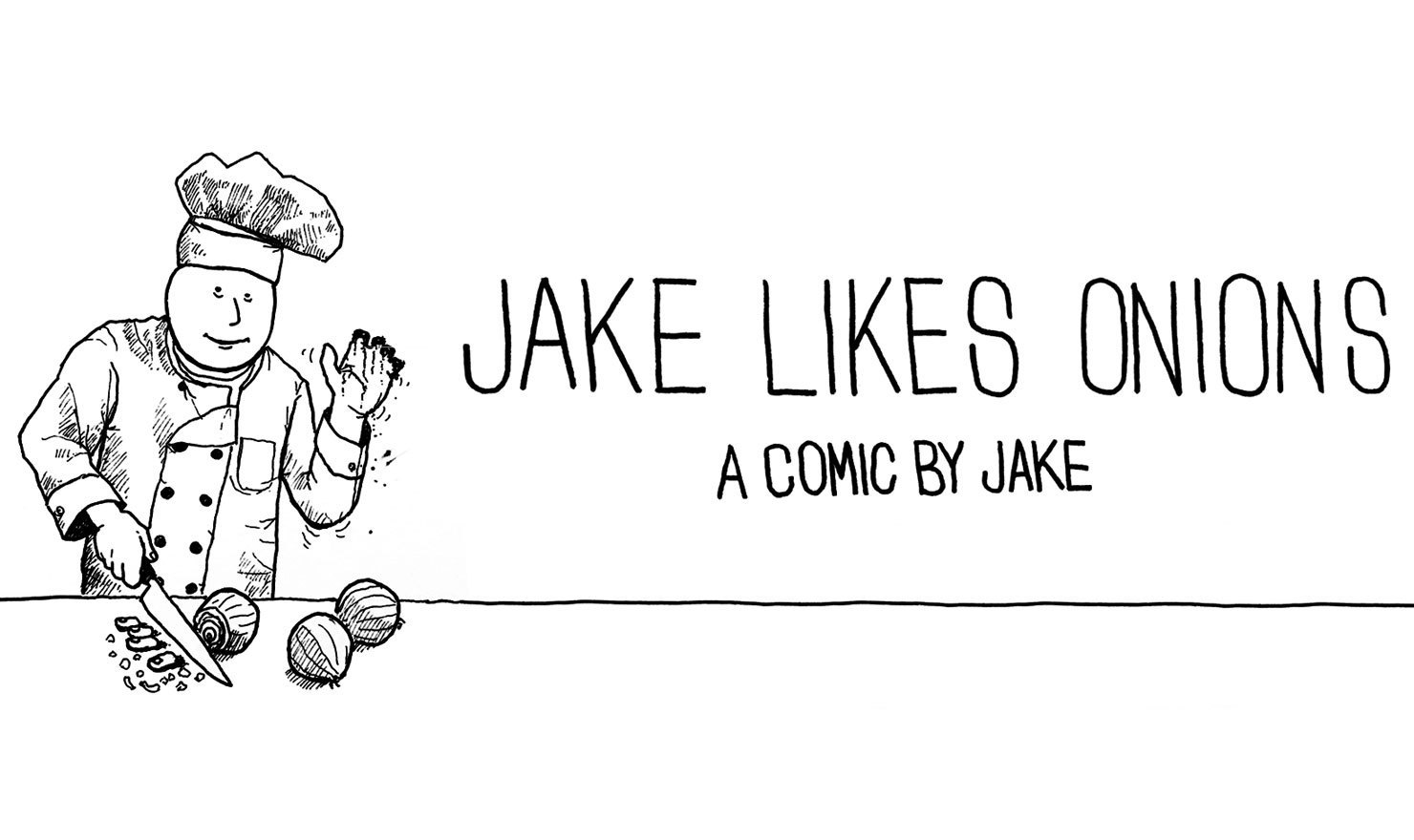 New Comic Alert: 'Jake Likes Onions' By Jake Thompson