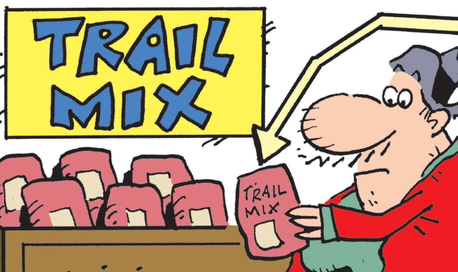 Trail Mix Day Comics Are a Snack For The Soul