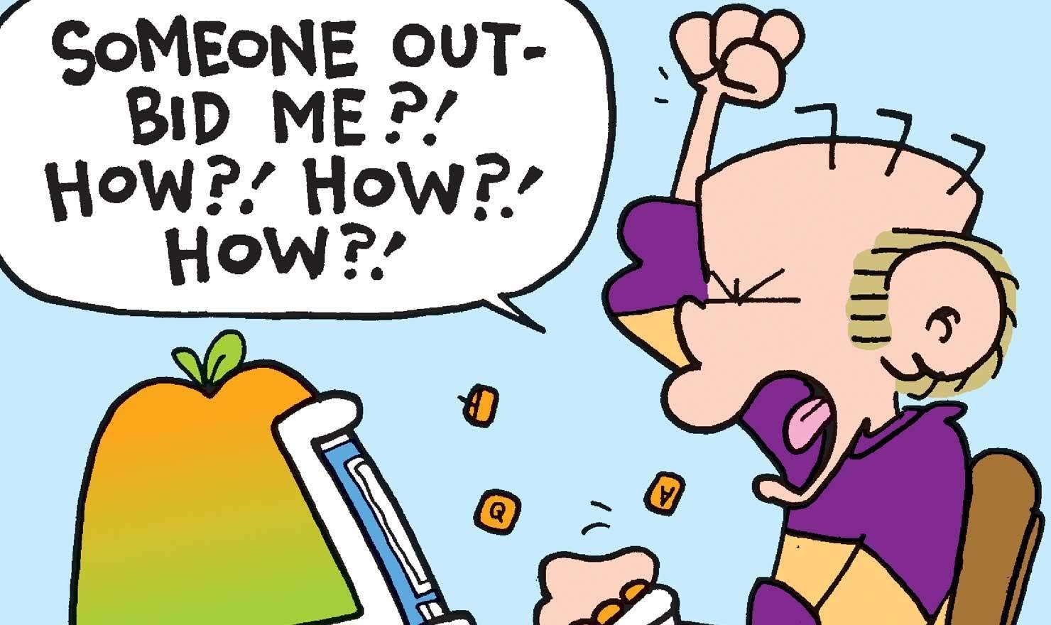 11 Comics To Help You eBay Your Life Away