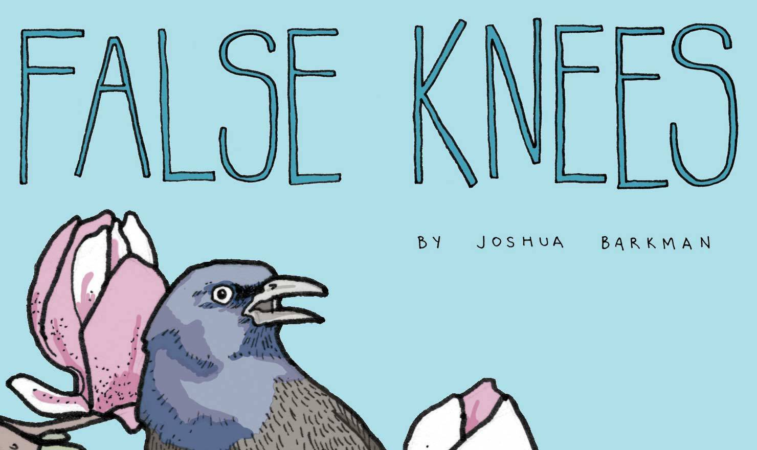 Meet Your Creator: Joshua Barkman Of 'False Knees'