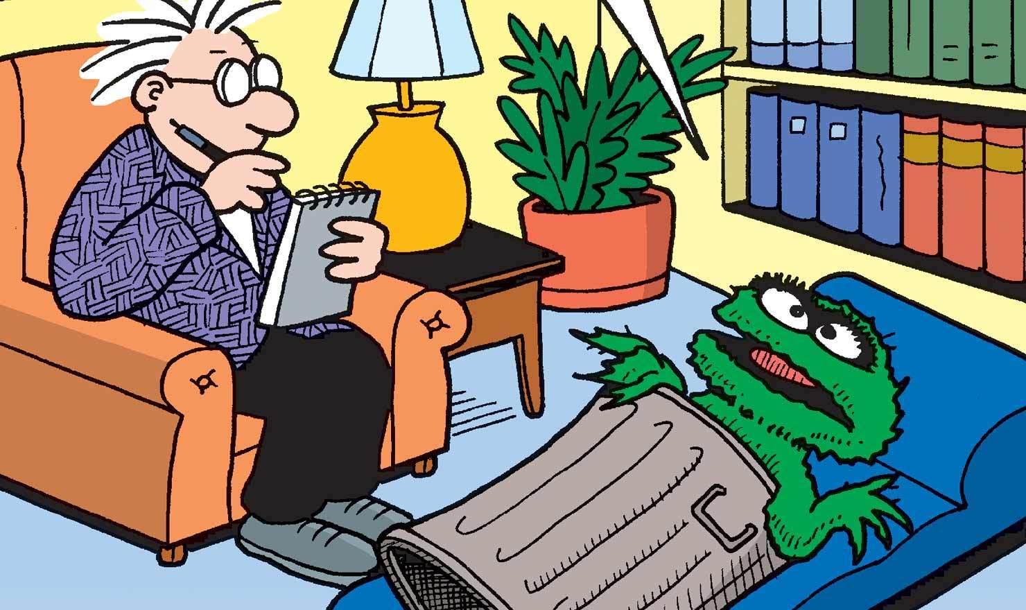 10 Grouch Day Comics Worthy Of An Oscar