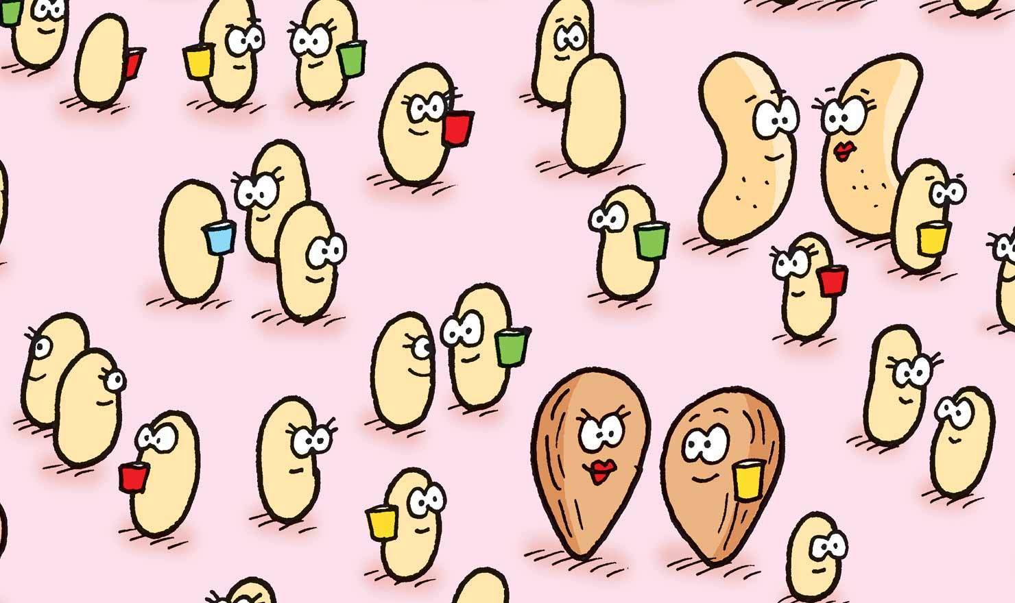 11 National Nut Day Comics That Will Crack You Up