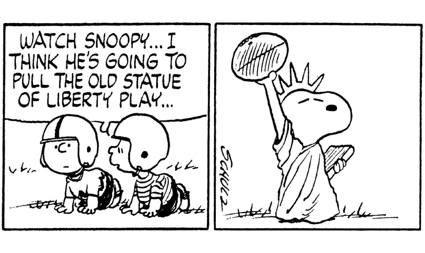 10 Comics That Carry A Torch For Statue Of Liberty Day