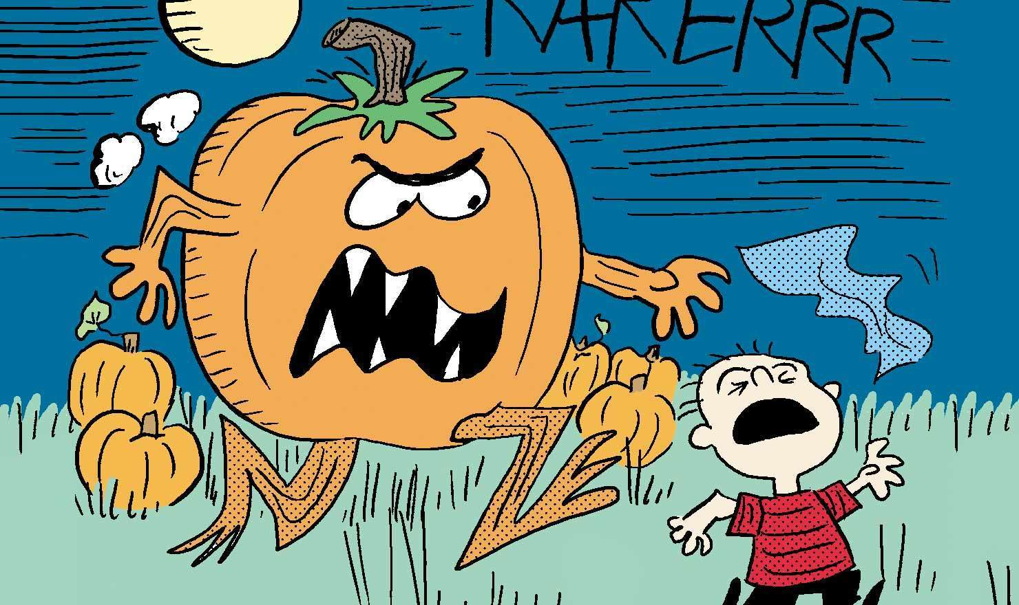 Halloween Hilarity: The Greatest Great Pumpkin References