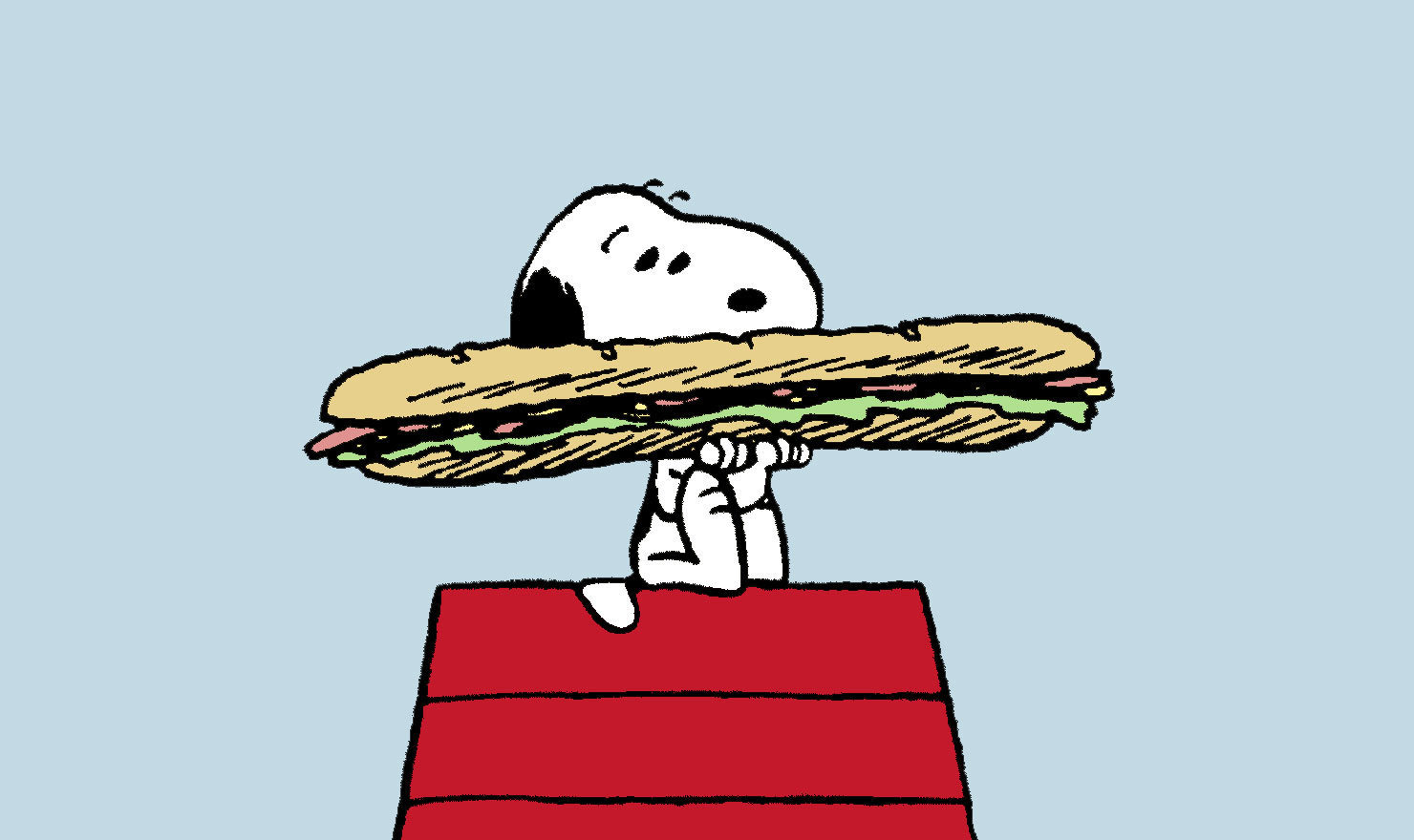 Celebrate Sandwich Day With A 'Peanuts' Party Sub
