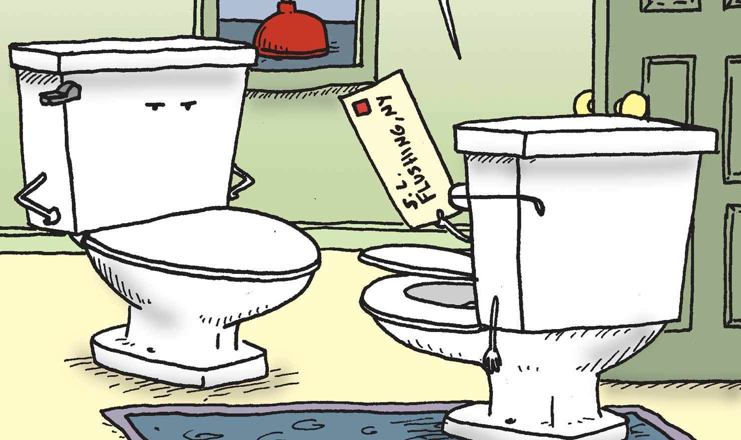 Flush Over These 14 Funny World Toilet Day Comics