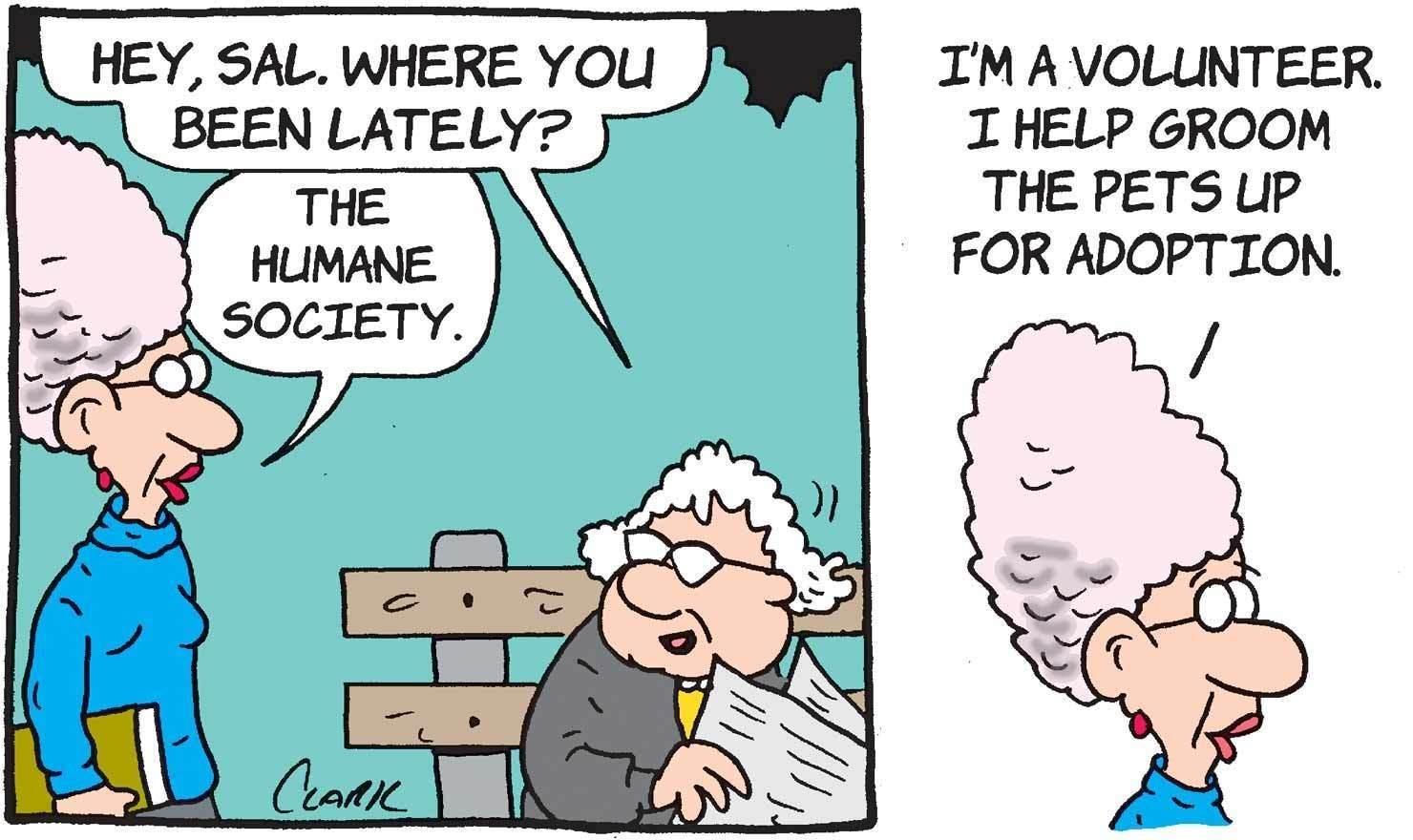 10 Doggone Funny Comics For Humane Society Anniversary Day