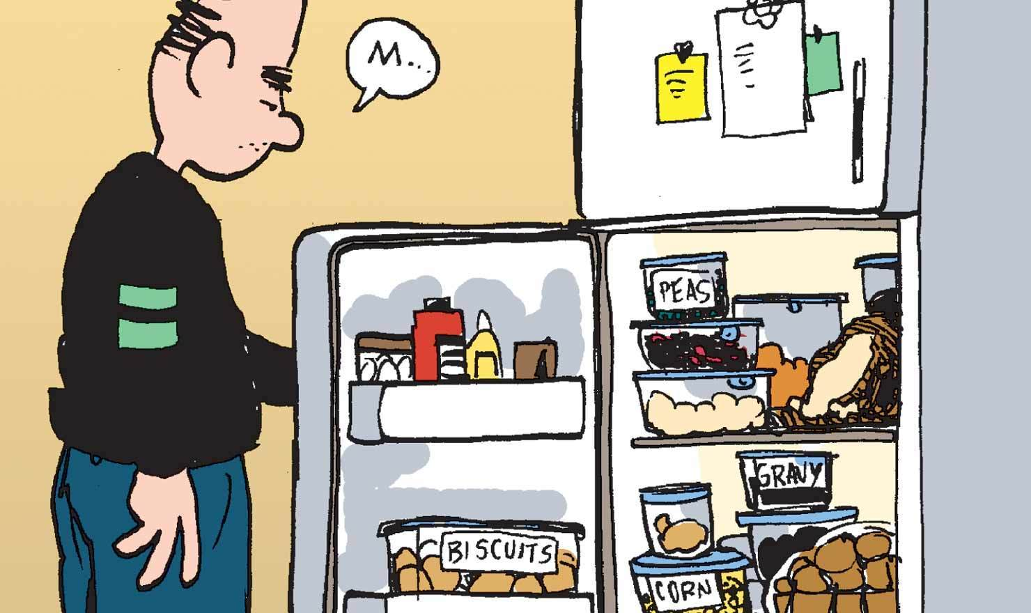 Thanksgiving Leftovers: 10 Delicious Post-Feast Comics