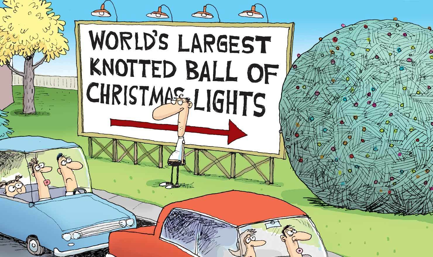 10 Christmas Light Comics To Brighten Up Your Holiday Season