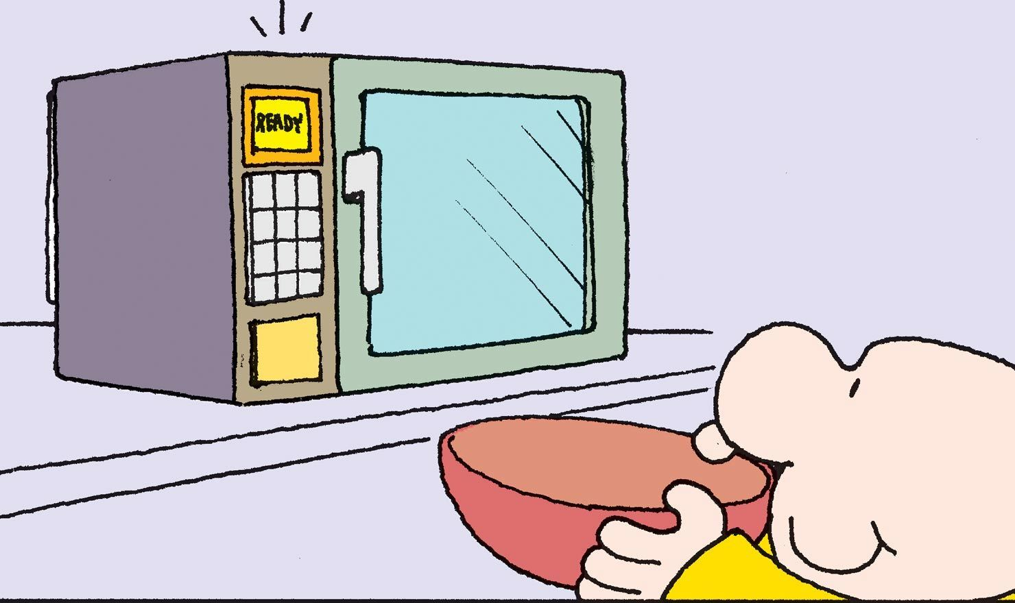 10 Microwave Day Comics That Will (Mostly) Warm You Heart And Soul
