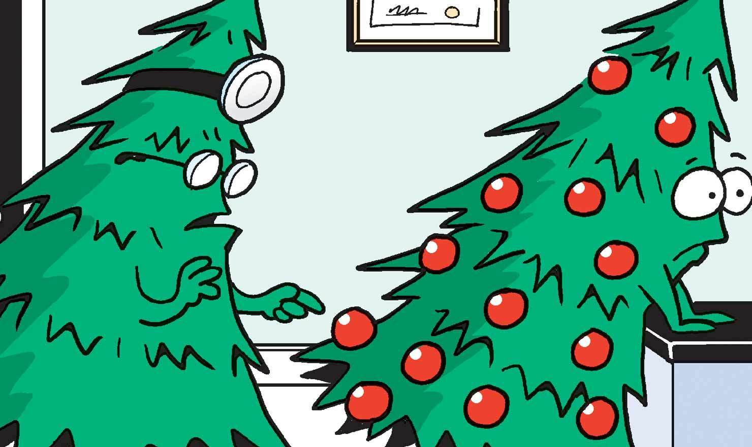 10 Christmas Tree Day Comics You'll Have To Tree To Believe