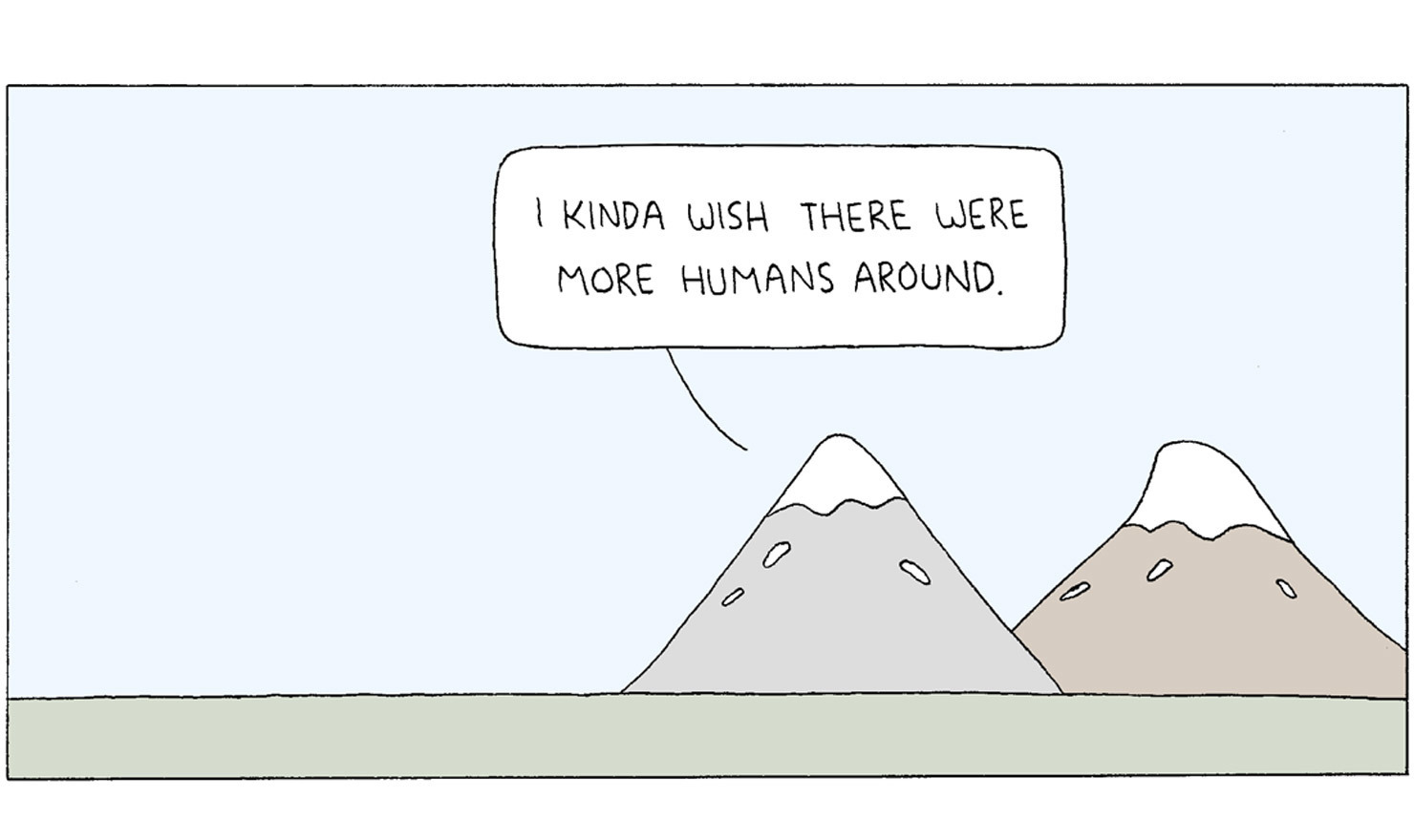 10 Mountain Day Comics To Scale