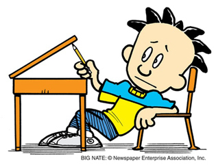 Editors' Note: Big Nate