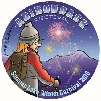 All Buttoned Up: Garry Trudeau's Saranac Lake Winter Carnival Designs