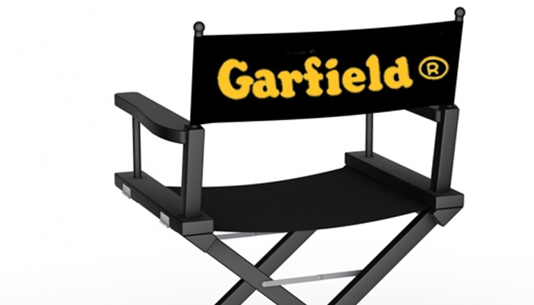 """Garfield""  Returns, Fully Animated, to the Big Screen"