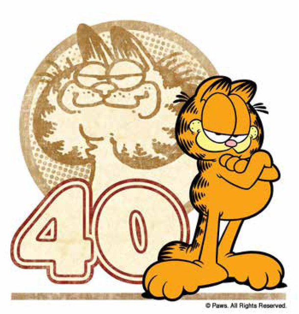 A Q&A with 'Garfield' Creator Jim Davis