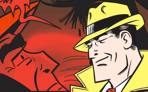 Fans Recall Dick Tracy's Heyday