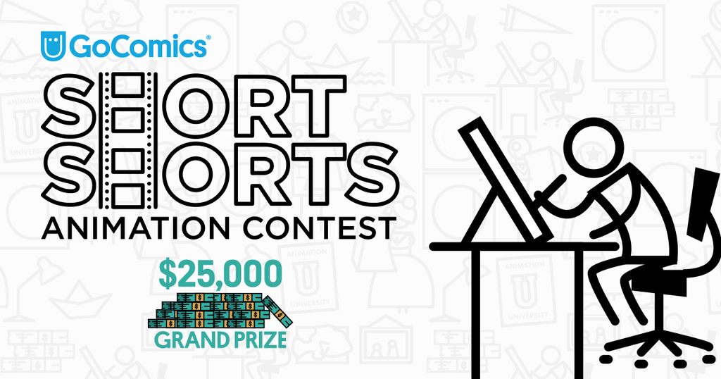 'Short Shorts' Animation Contest has a Winner!