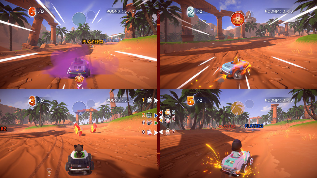 'Garfield Kart Furious Racing' Releases on November 19th