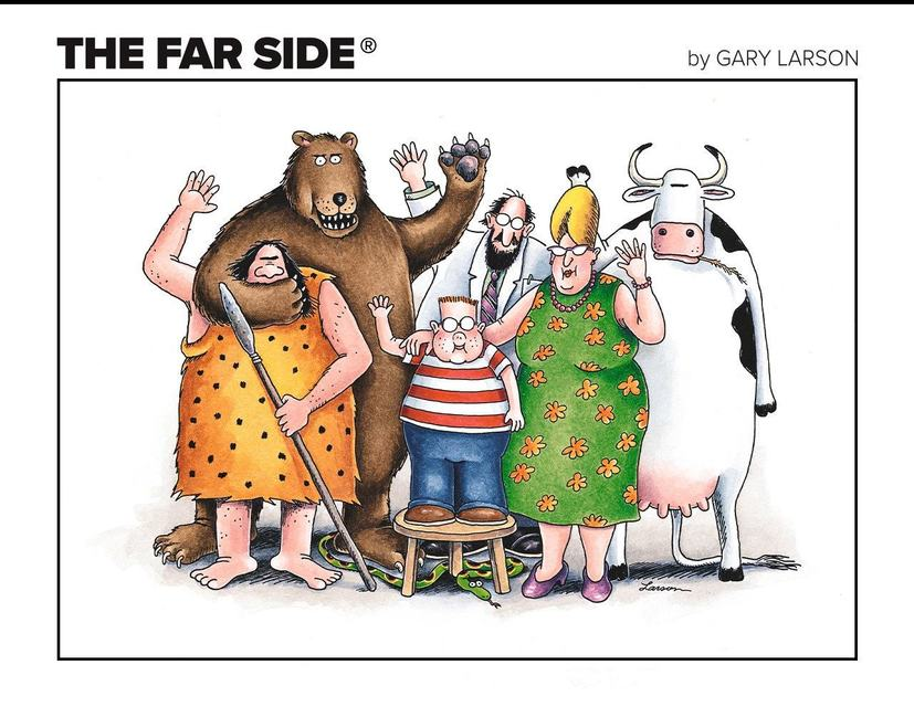 'The Far Side' Launches Official Site