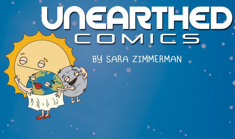 Meet Your Creator Unearthed Comics Sara Zimmerman