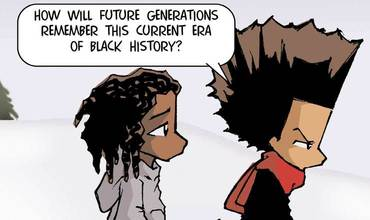 The Boondocks Black History Month